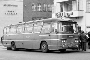 1962 AEC Reliance 2U3RA Duple Alpine Continental